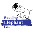 reading elephant logo